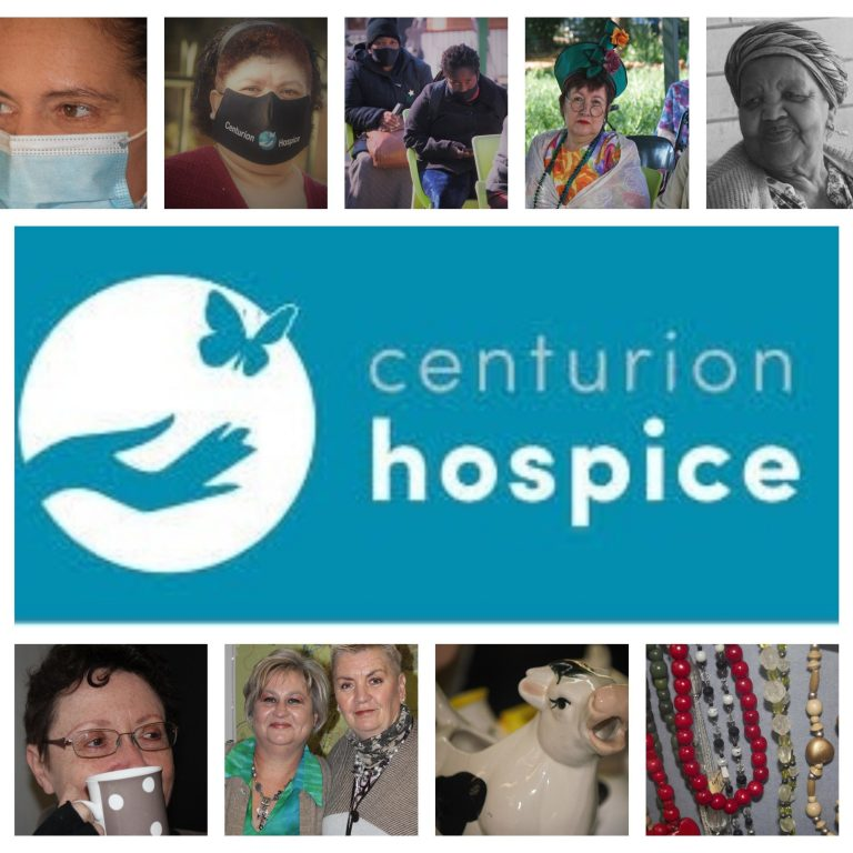 Port of call with Riva Schoeman and the Centurion Hospice