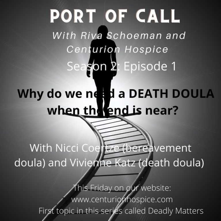 The role of Death Doulas in South Afica